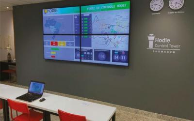 A consolidação das Torres de Controle Logísticas